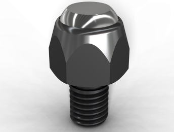 PT01平面动向钢珠螺杆支持件