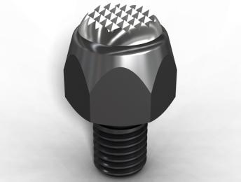 PT02齿面动向钢珠螺杆支持件