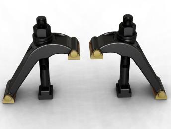 CP19弓型压板(含脚垫)