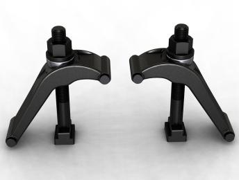 CP20弓型压板(不含脚垫)