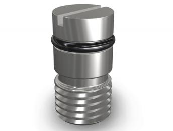PT34-AL护孔螺栓 铝合金