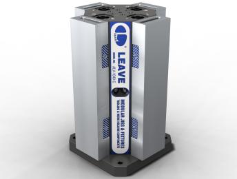 高強度铝合金并列式虎鉗 ALV-C-0