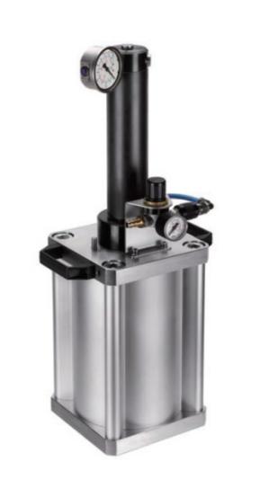 气-液增压泵