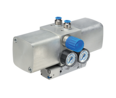 气压增压泵